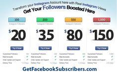 Get Instagram Followers   http://www.TheSocialMediaStore.com