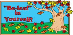 After mounting a large cutout tree on a bulletin board as shown, have each student brainstorm a list of goals he'd like to meet by the end of the school year. Then have him select three goals and write each one on a different leaf cutout. Staple the leaves on the board as shown.