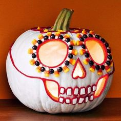 Unusual & Unique Pumpkins for Autumn and Halloween