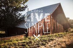 Long live simple. #SoSimple