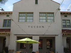Old Tucson Train Station by squirrel83, via Flickr