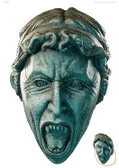Weeping Angel Masks!