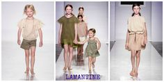 LAMANTINE spring runway looks at Petite Parade.