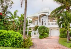The beach house we stayed in ~ Captiva Island