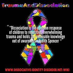 Dissociative Identity Disorder   And Multiple Personality Disorder    authorSTREAM