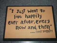 I love you Jimmy Buffett!