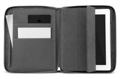 Leather Portfolio for iPad 2 $129.95