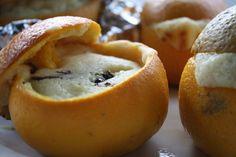 Campfire Vanilla-Orange Cake