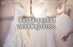 im so obsessed with wedding dresses you have no idea