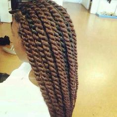 Jumbo Marley twists //