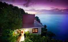Ti Kaye Village in St Lucia...I will ABSOLUTELY be going back one day. Best honeymoon ever!