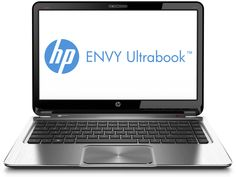 We <3 the HP Envy 4 Ultrabook in Black/Silver