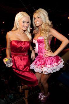 Holly Madison & Angel Porrino........ Love Holly's World