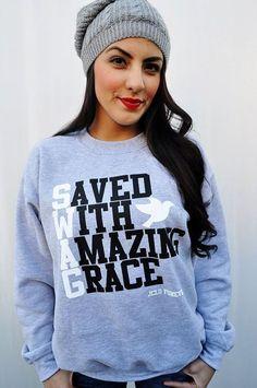 I need this sweat shirt!