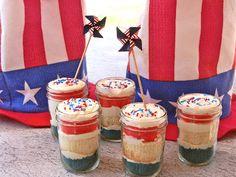 Sylvia's Scenario: Cupcakes in a Jar