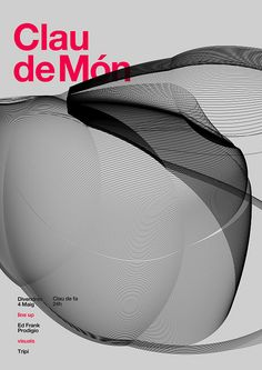 Poster electronic music   | marindsgn by MARIN DSGN