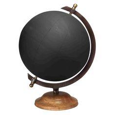 Jamie Young Chalkboard Globe Large on Wanelo