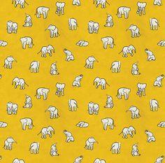 Yellow elephants.