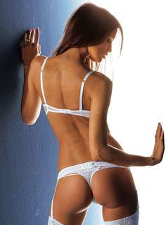 Irina Shayk. I'd let her play with my joystick. Butt Butt Thursdays! #butt #broterest