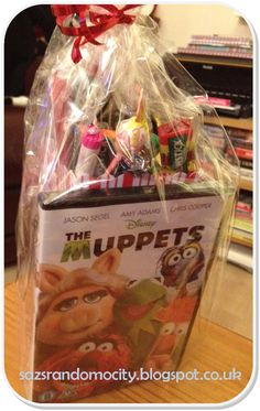 Sarah's Random Ramblings: A very crafty Christmas    Movie box set