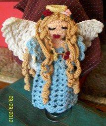 crochet angel, finish angel, crochet christma, christma tree, christmas angels, christma pattern, tree angel, christma craft, christmas trees
