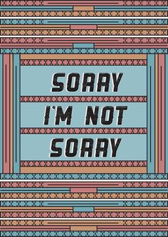 Sorry :(