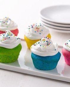 Box Tops for Education Mini Cupcakes