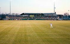 Charles H. Braun Stadium at the University of Evansville
