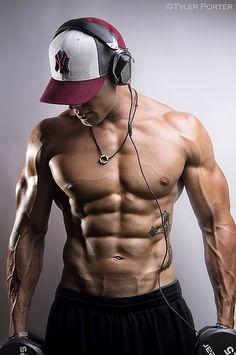 Fitness, Motivation, Workout Inspiration #Shredded