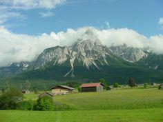 I love the Austria/Italy border.