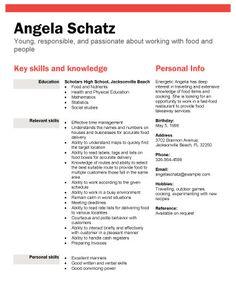 google sample resume 02052017