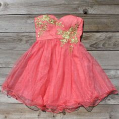 Peachy Keen Dress, Sweet Women's Country Clothing