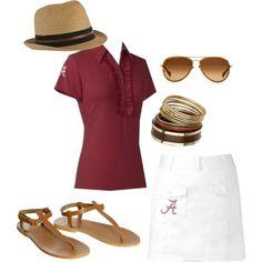 Spring Golfing Meesh & Mia Style