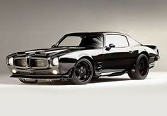 This 1970 Pontiac Firebird
