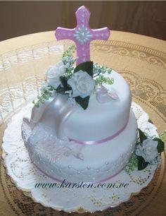 Torta de Bautizo