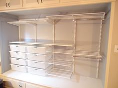 really think the shallow drawers would work great in my closet for sweaters