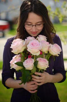 Bramblewood Fashion: What I Wore   Roses Make Everything Nice