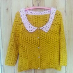 @  inverleith: Geek Chic Crochet - gorgeous cardigan from Nicki Trench Geek Chic book