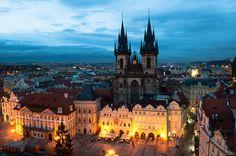 Staré Město, Πράγα