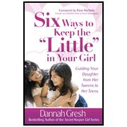Great resource for moms.  News flash a tween starts at 8.  A must read for any mom raising a girl in today's culture.