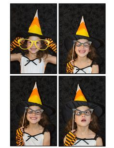 dana sue photography - Halloween photo booth