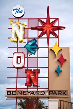 Las Vegas Neon Boneyard is a unique Las Vegas Attraction that pays respect to the places and memories that made Las Vegas what it is today! Check out the website and get a tour today!