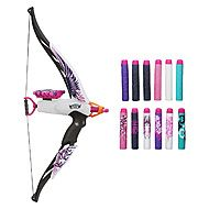 HASBRO Rebelle Heartbreaker Bow Blaster - Phoenix Design! Save with this Kmart Toy Coupon: $3 off $10 Toy Purchasehttp://bargainbriana.com/kmart-3-off-10-toy-purchase-printable-coupon/  (expires 12/24)
