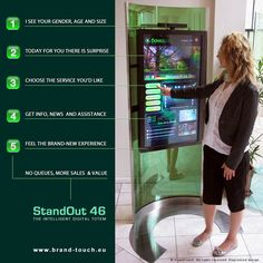 Digital Signage - Interact with us at www.facebook.com/DigitalSignageAwards