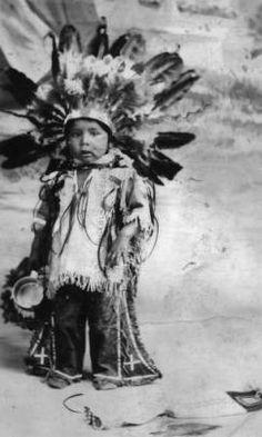 Native American (Sioux) Blue Cloud,1880