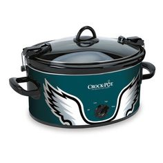 Philadelphia Eagles NFL Crock-Pot® Cook If we did not already have one... this would be purchased