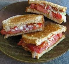"""Bacon, Slaw & Tomato Sandwich: """"Luscious! Love the coleslaw in this — better than lettuce."""" -WiGal"""