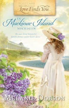 It's the height of the Gilded Age, but Elena Bissette's family has lost most of its fortune. The Bissettes still own a home on fashionable Mackinac Island, and they spend summers there in hopes of introducing Elena to a wealthy suitor. Quickly tiring of the extravagant balls at the Grand Hotel, she spends her days walking along the island's rugged coastline.