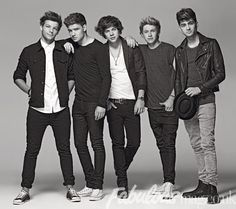 one direction fabulous photoshoot and interview!!!