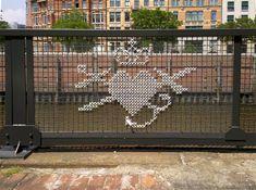 Street Embroidery Hamburg 2011